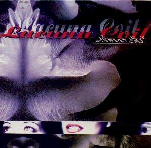 Lacuna Coil EP Cover